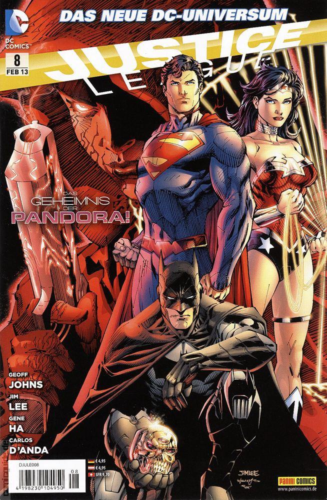 Justice League Erscheinungsdatum