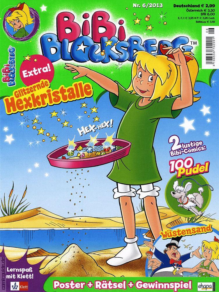 Comic Guide: Bibi Blocksberg