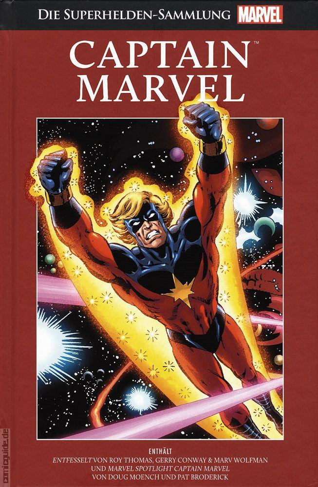 Die Marvel Superhelden Sammlung