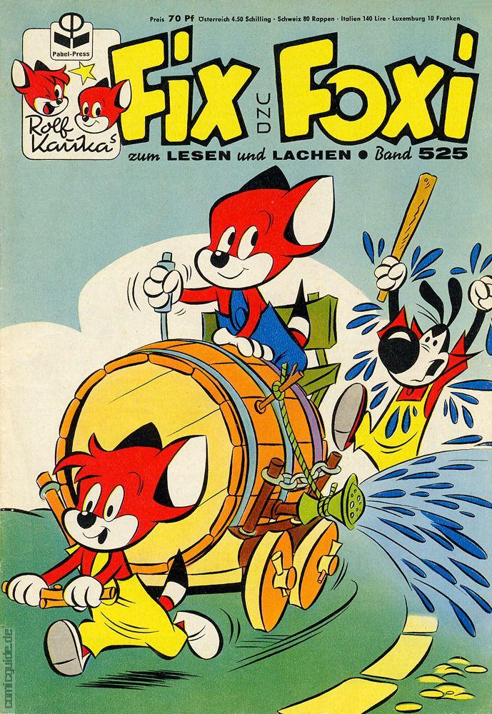 fix und foxi hefte