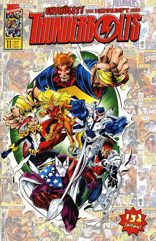 Marvel Special 11 Die Herkunft des Thunderbolts