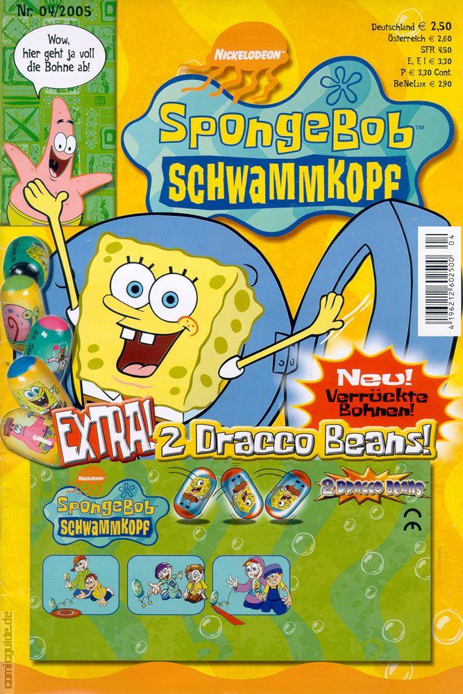 Comic Guide Spongebob Schwammkopf