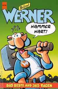 Werner Comic Sprüche